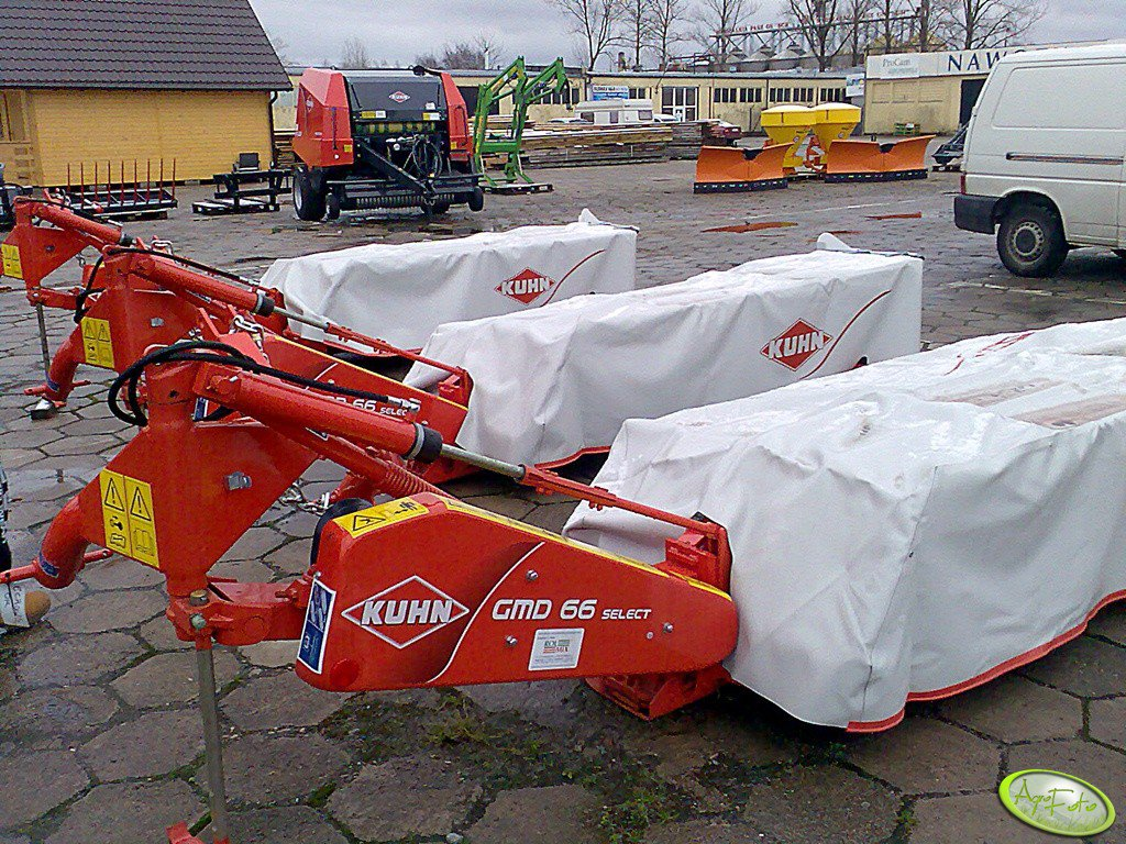 Kuhn GMD 66 Select