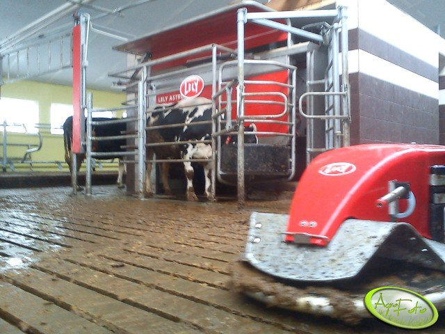 Lely A4 i Discovery 90SW