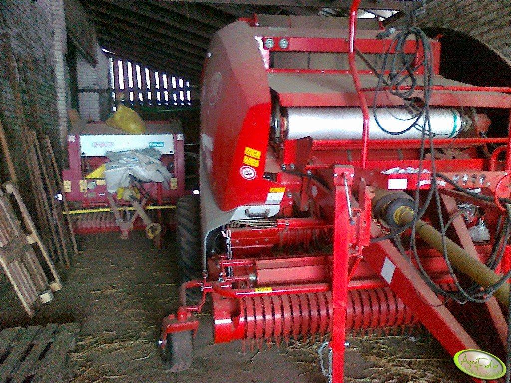 Lely Welger RP 445 i Sipma Z-279/1 Farma