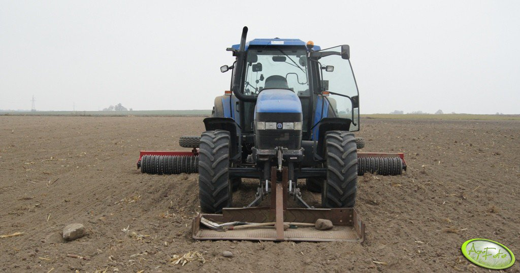 New Holland TM 125 i Jack 6,20