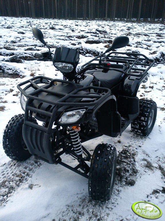 Quad Eglmotor 200cc