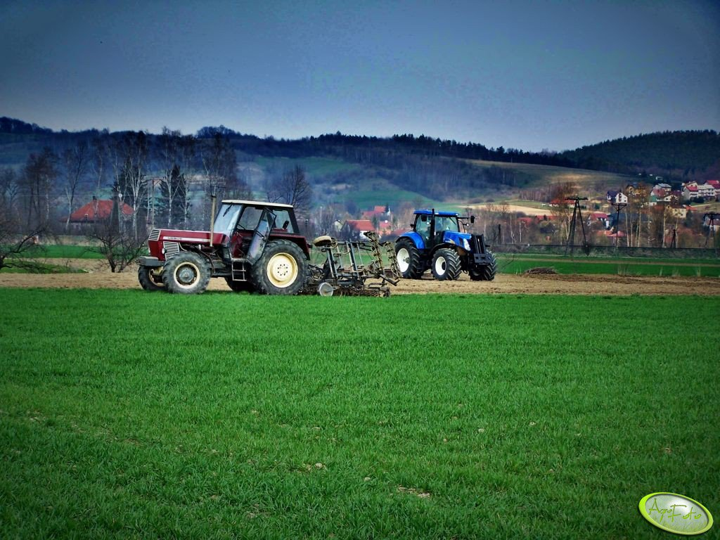 Ursus & New Holland