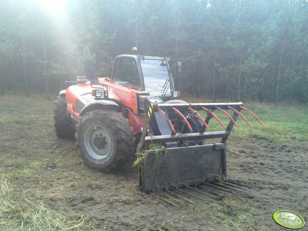 Manitou MLT 633-120LS