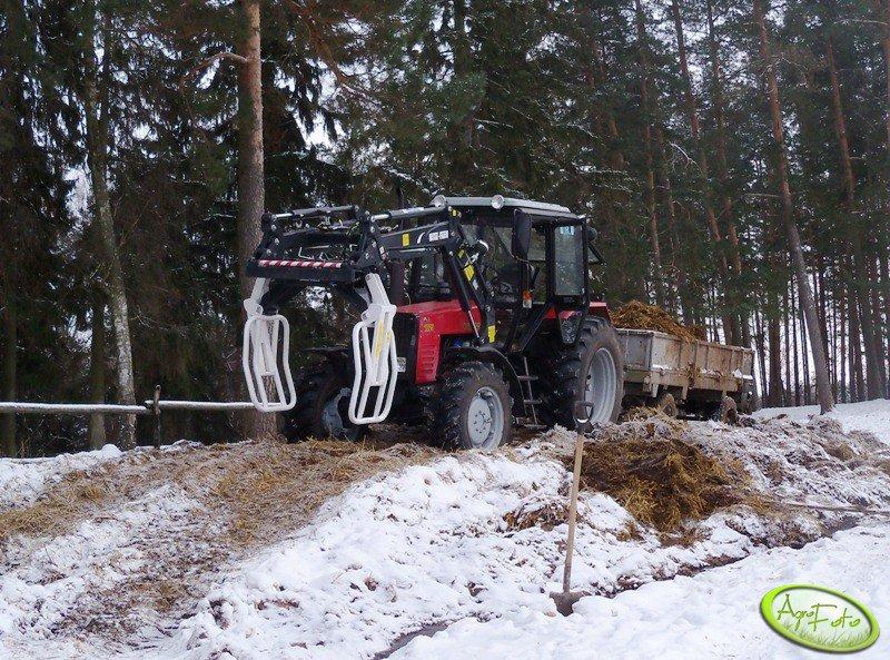 MTZ Belarus 1025.2