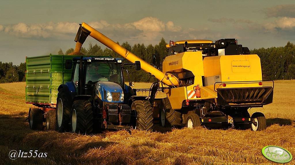NH T6050 & NH TC5060