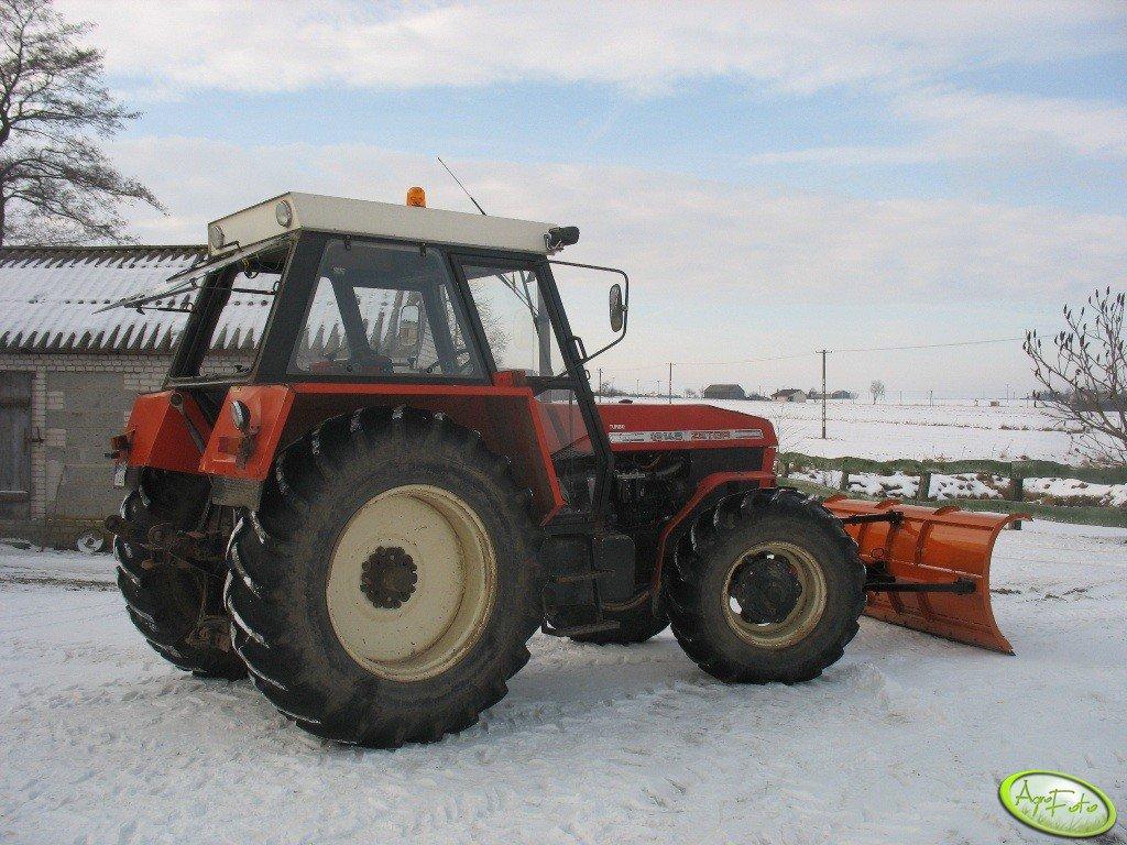 Zetor 12145 Turbo