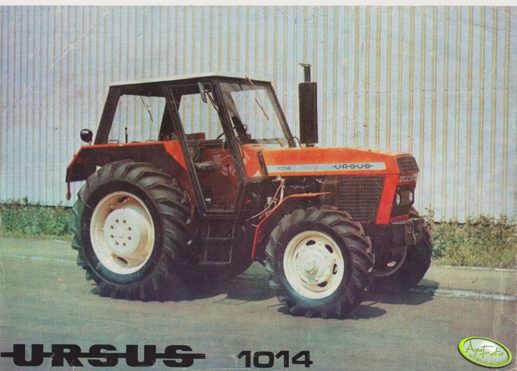 Ursus 1014 - Prospekt