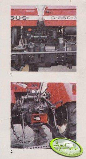 Ursus C-360 3p - Prospekt