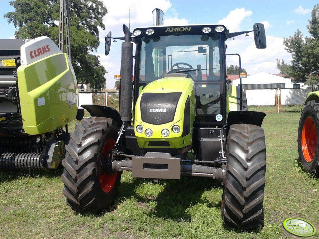Claas Arion 410cis
