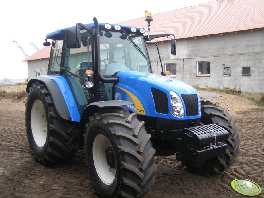 NH T5070