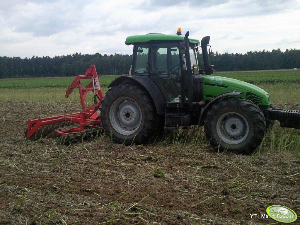 Deutz-Fahr Agroplus 100