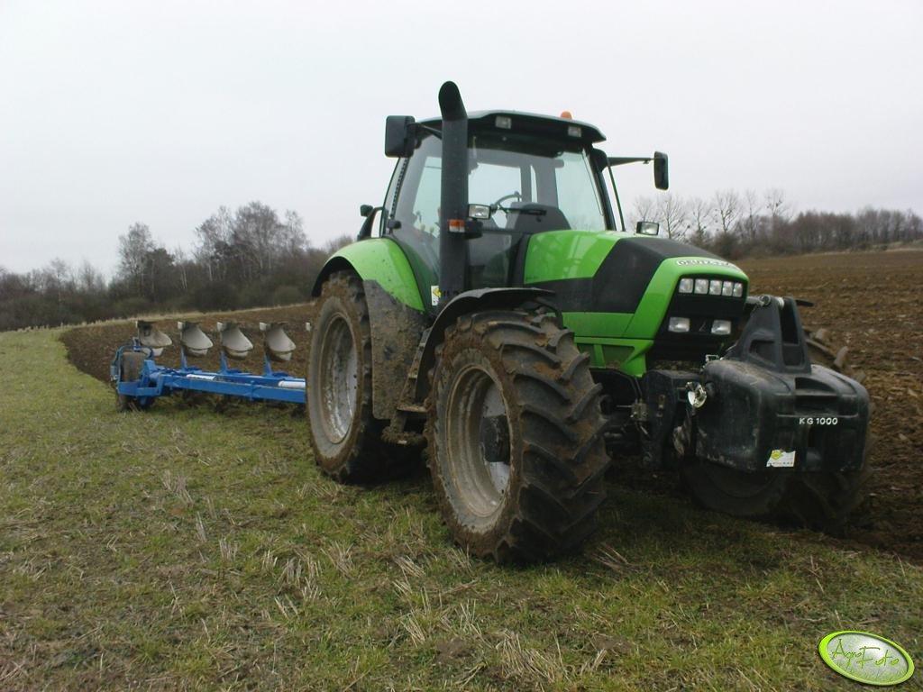 Deutz Fahr Agrotron M650 i Overum DV6108HL