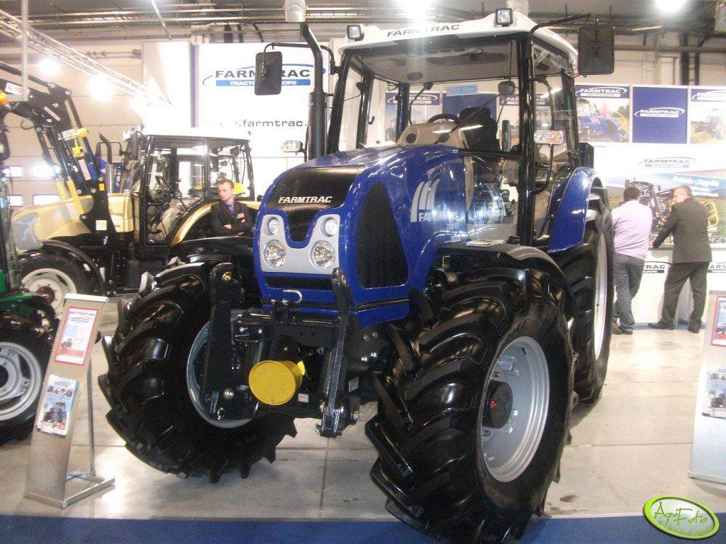 Farmtrac 7100