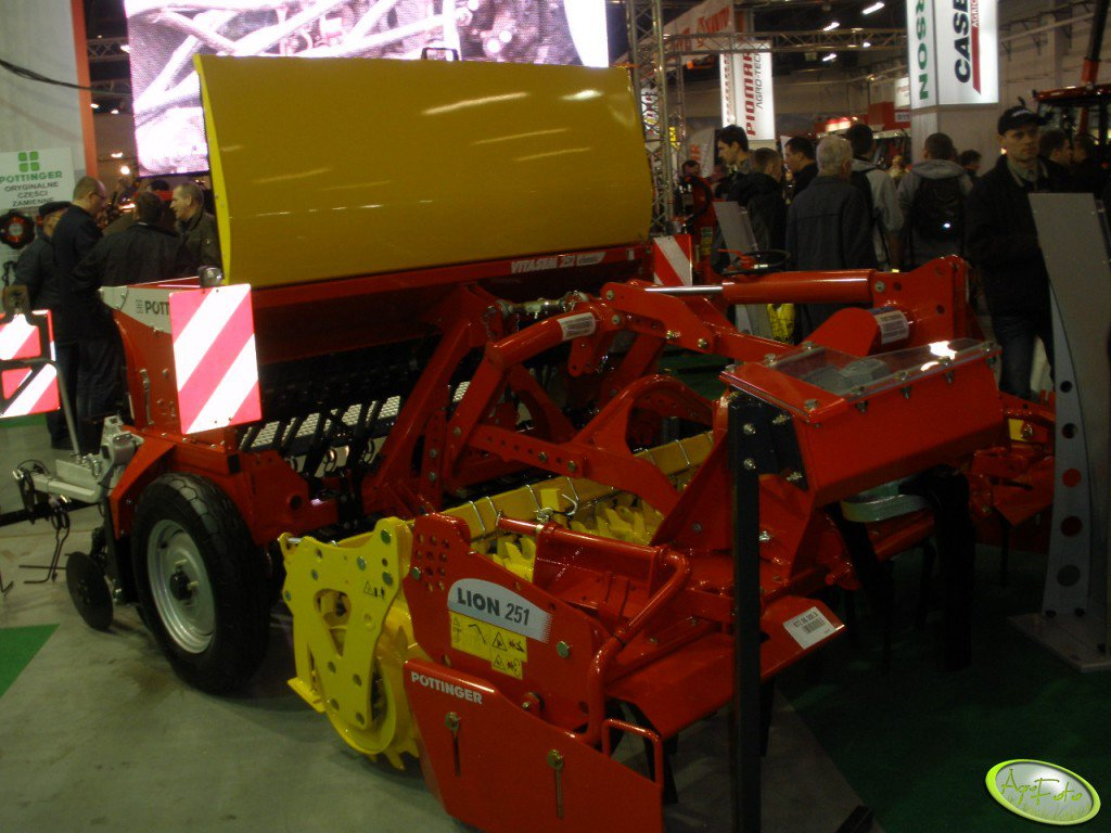Pottinger Lion 251 & Vitasem 252