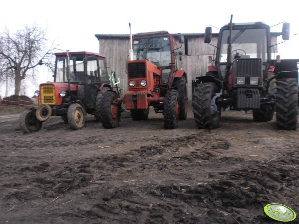 Belarus 920.2 & MTZ 82