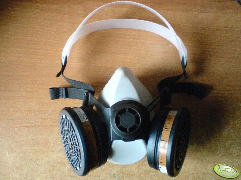 Półmaska BLS TP2000R