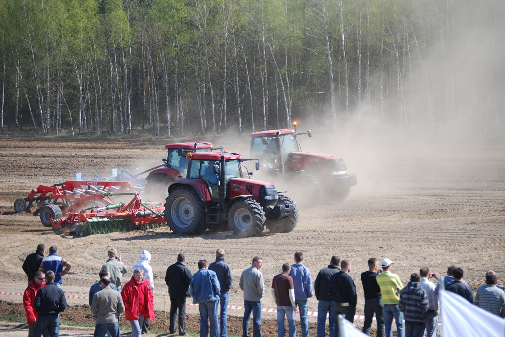 CASE IH Demo Tour
