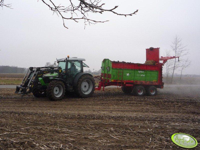 DF Agrofarm 430 PL + Tytan 10 plus