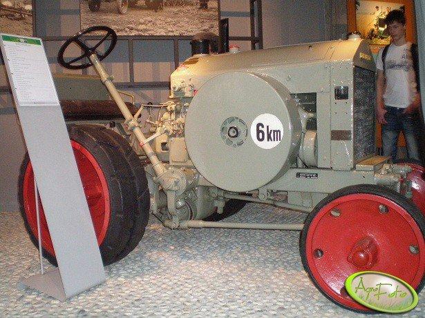 Muzeum Same-Deutz Fahr w Treviglio we Włoszech