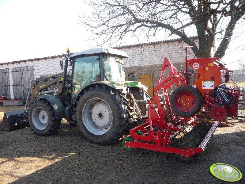 DF Agrofarm 430 PL + Unia Eco 350
