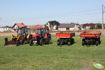 Zetor K162N & Ursus 912 & HL 8011 & Autosan D35