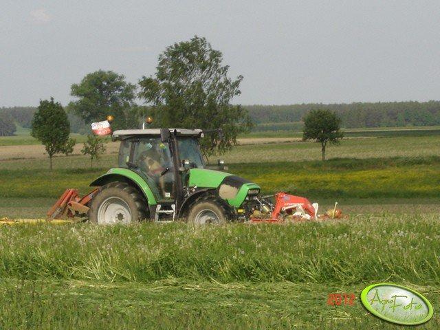 DF Agrotron K410 & Pottinger