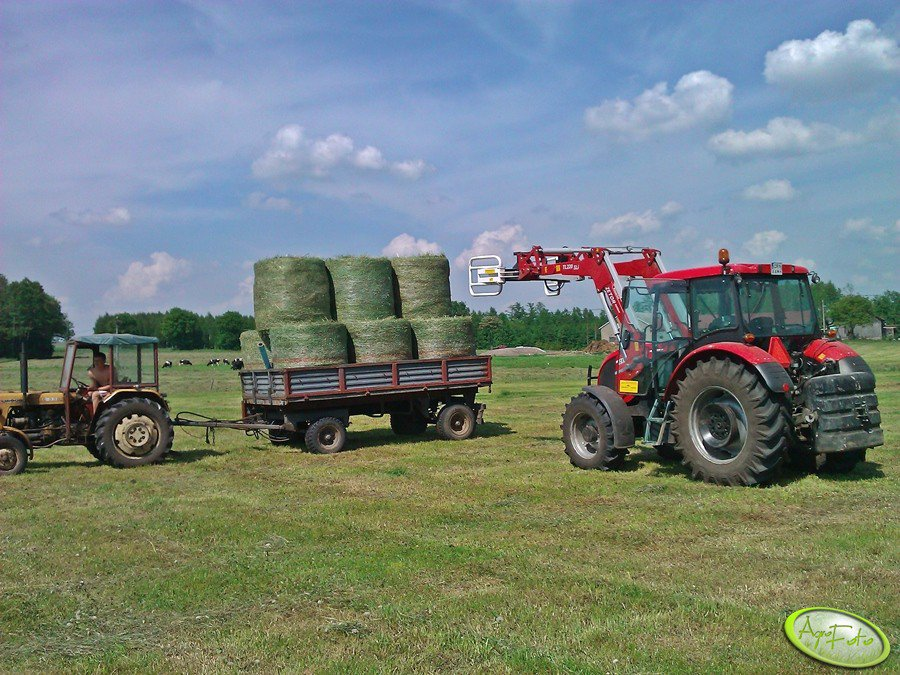Zetor Proxima Power 95 , Ursus C-330