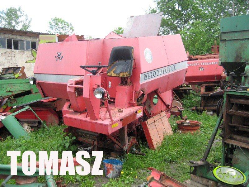 Massey Ferguson 186