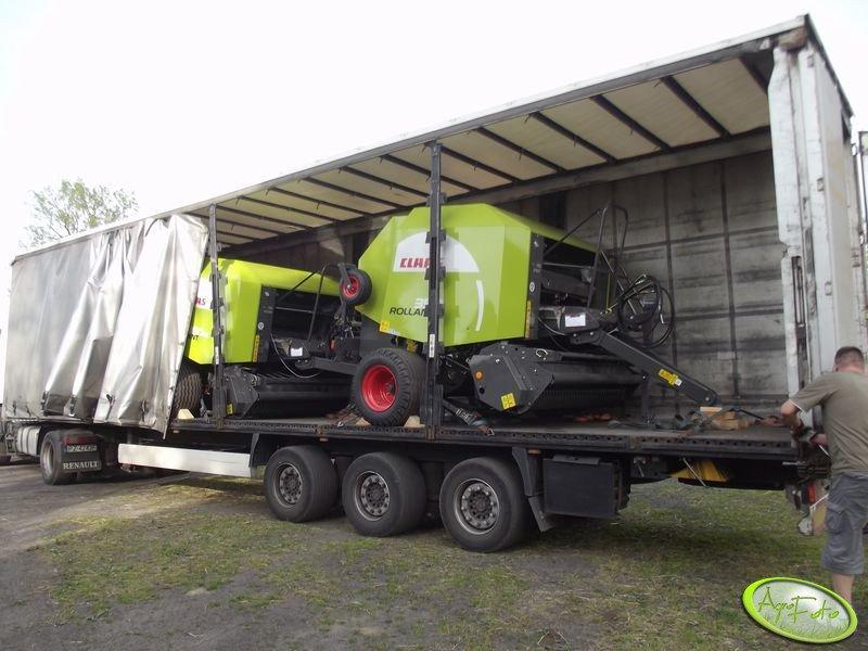 Claas Rollant 350 RF