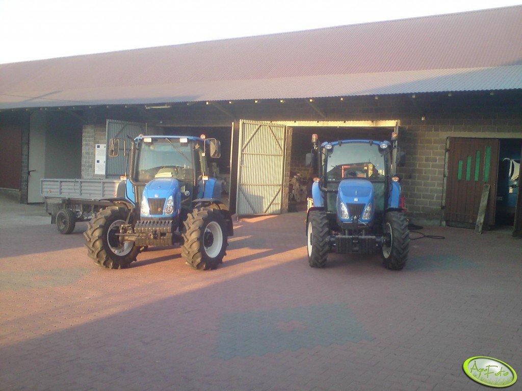 NH TL100A & NH T4.55
