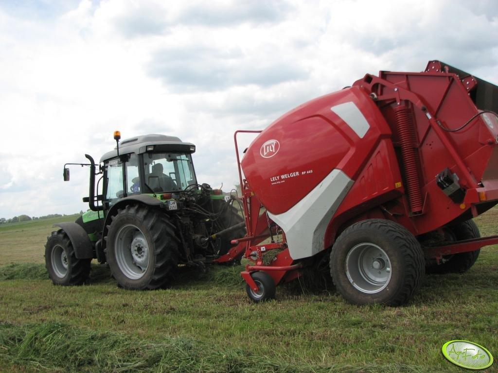 DF Agrofarm 100 + Lely Rp 445