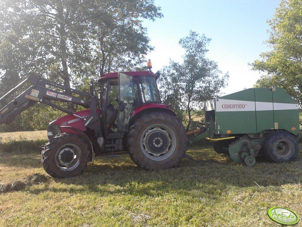 Case JX95 + Sipma Farma II