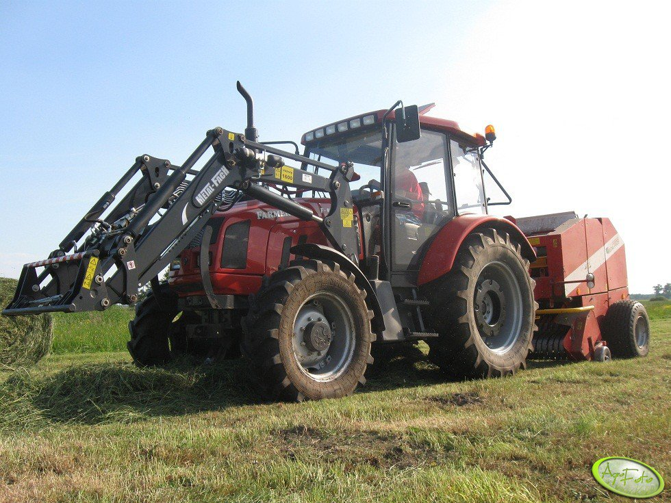 Farmer 8244 C2 + Metal Fach Z-562