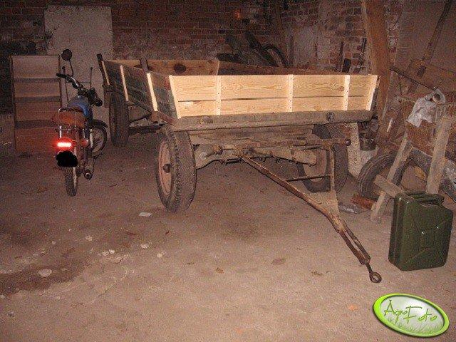 Wóz ciągnikowy