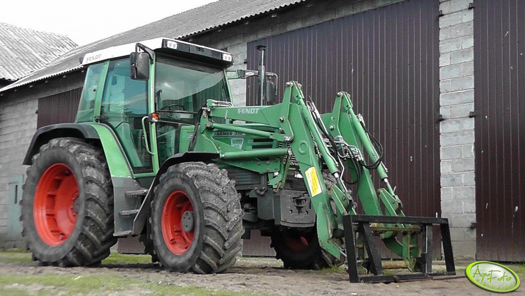 Fendt Farmer 310 turbomatik