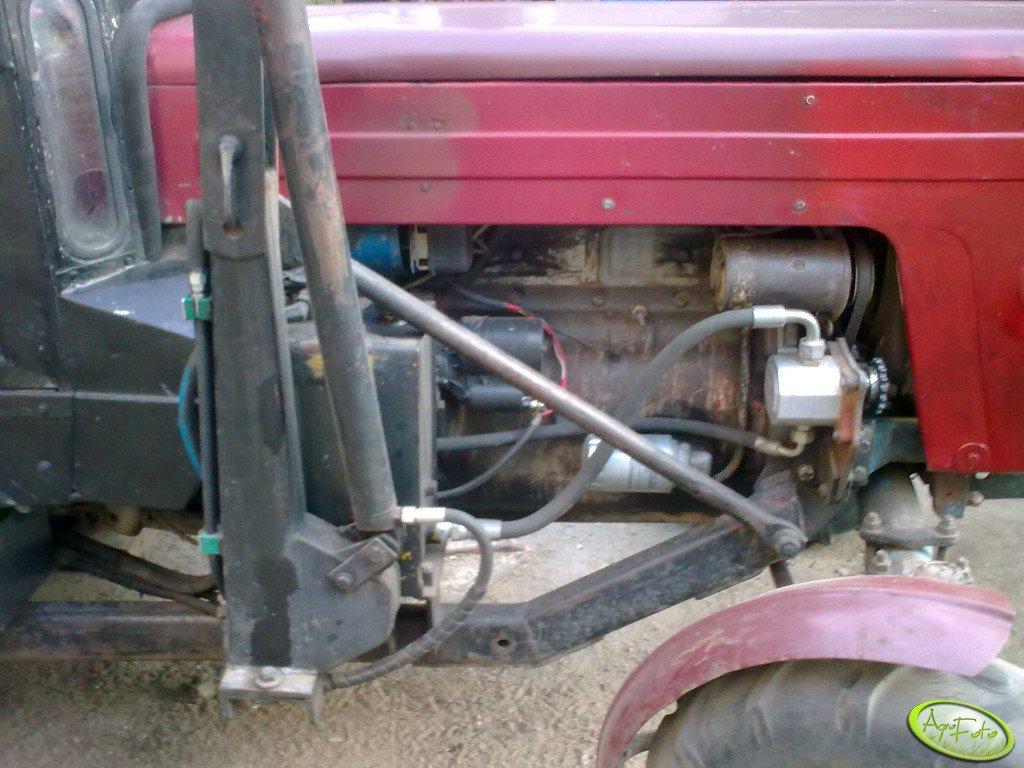 Dodatkowa pompa hydrauliczna Ursus C-355