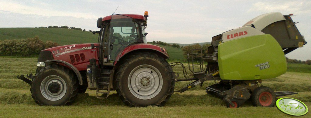 Case 230 i Claas