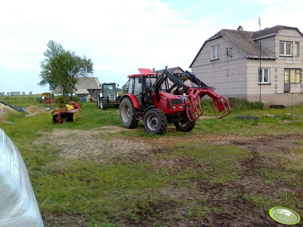 Farmer 8244c2 + Hydramet TUR 15