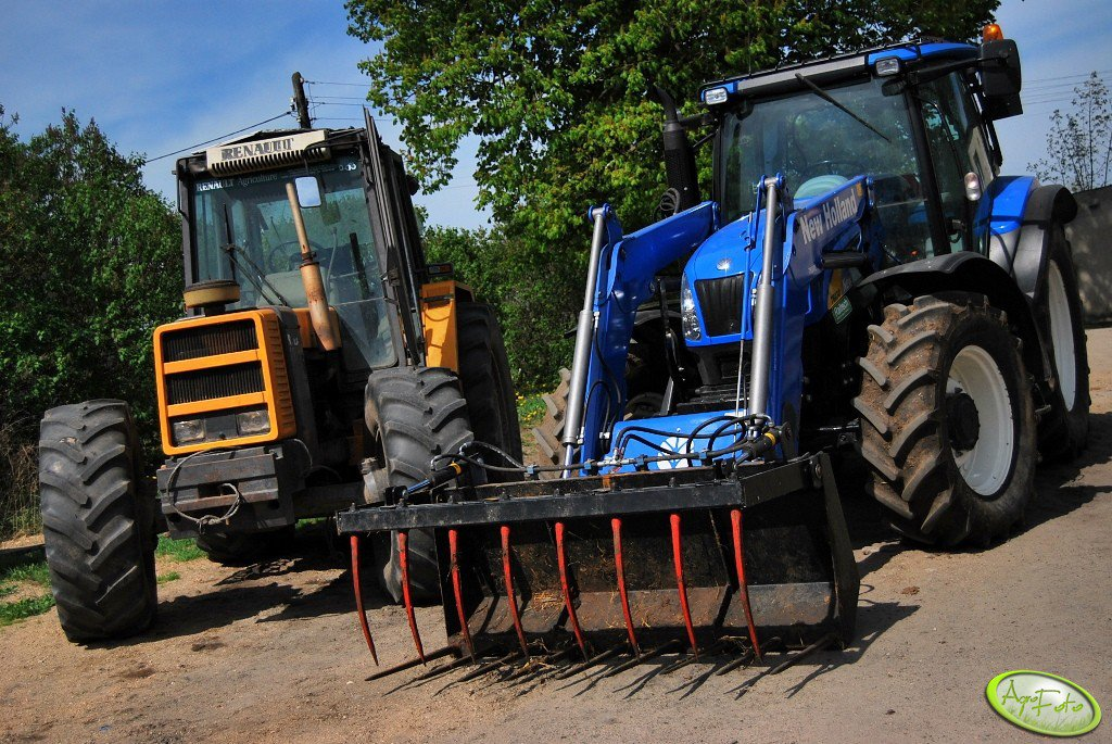 Renault & New Holland