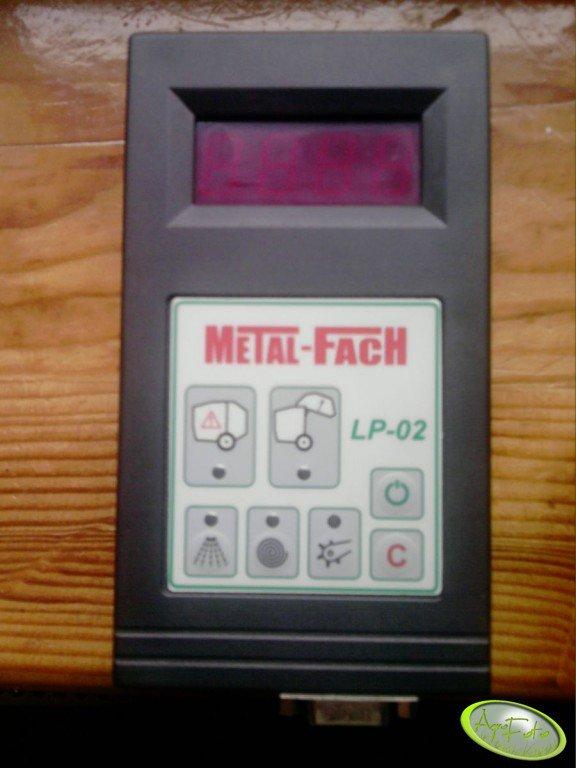 Metal-Fach - sterownik