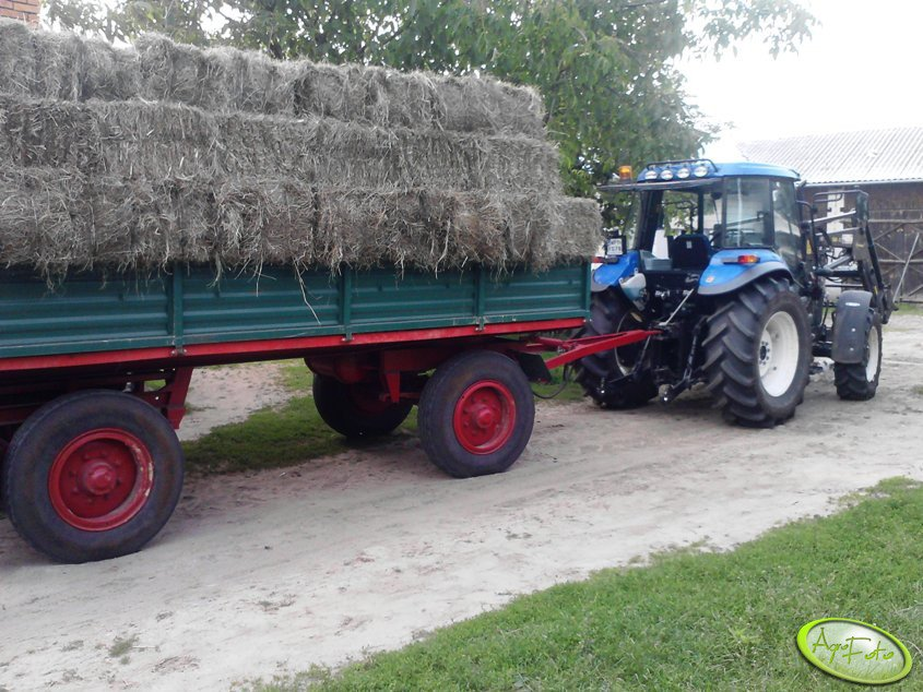 New Holland TD 5030