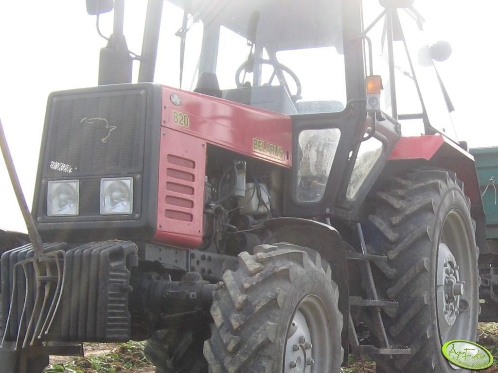 MTZ 820