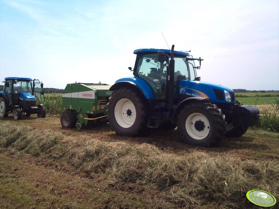 New Holland T6030 RC & Sipma Classic