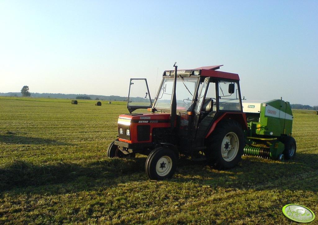 Zetor 5320 + Sipma Farma