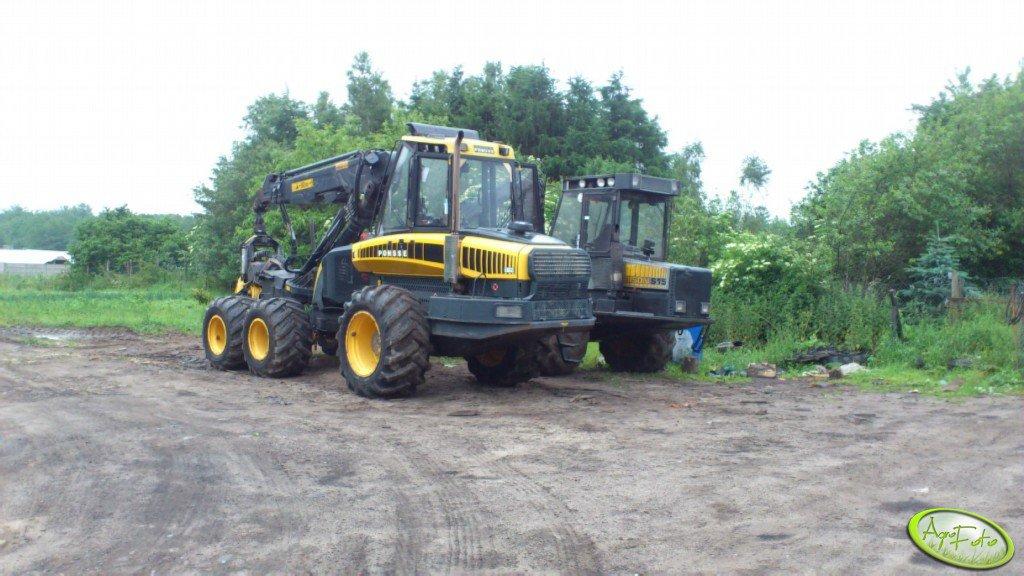 Harvester  Ponsse Ergo.H70