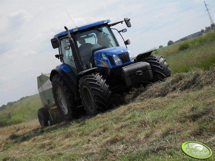 New Holland T6050 i Sipma