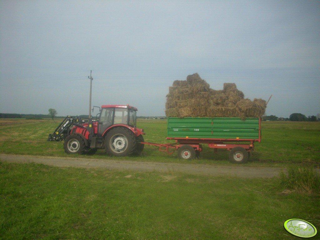 Farmer F2-8248 M12 + t-610