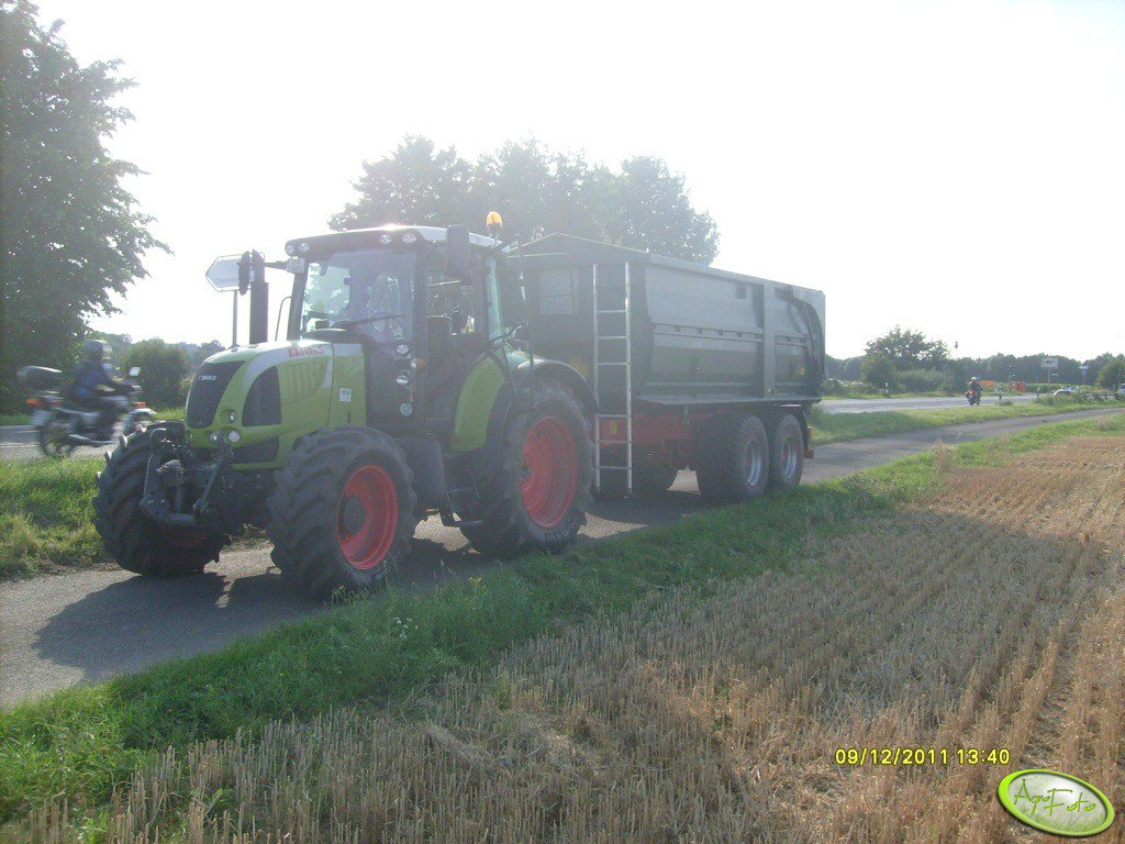 Claas Arion 540 i Krampe