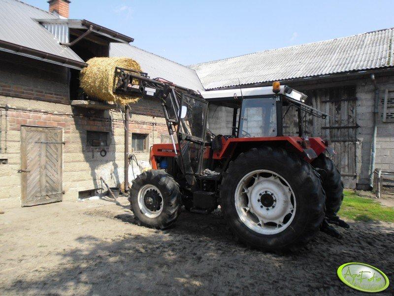 Zetor 9245 + TUR 6