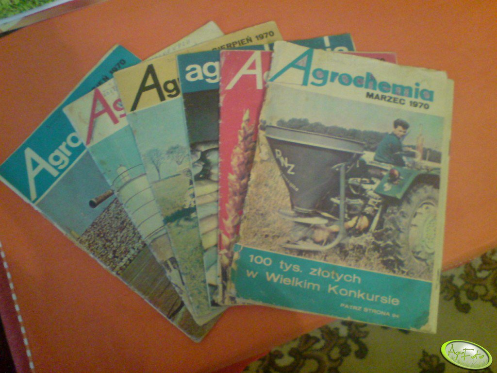 Agrochemia
